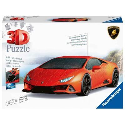 3D Puzzle 108 τεμ. Lamborghini Huracan