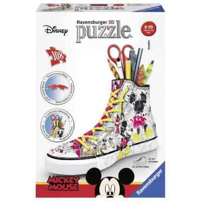 3D Puzzle 108 τεμ. Σταράκι Mickey