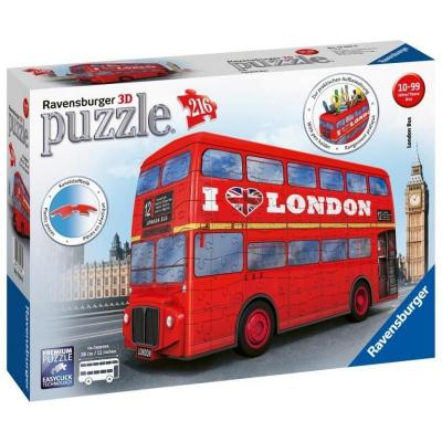 3D Puzzle 216 τεμ. London Bus