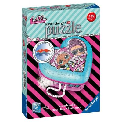 3D Puzzle 54 τεμ. Μπιζουτιέρα L.O.L. Surprise