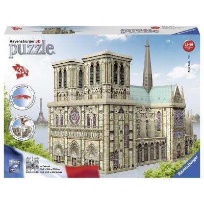 3D Puzzle Maxi 324 τεμ. Νοτρ Νταμ