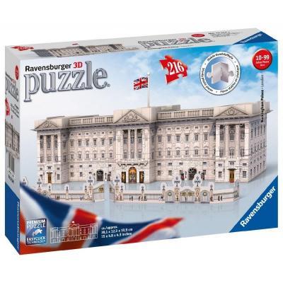 3D Puzzle Midi 216 τεμ. Παλάτι Μπάκιγχαμ