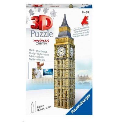 3D Puzzle Minis 54 τεμ Big Ben