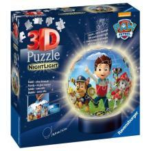3D Puzzle Μπαλαλάμπα Τρέλα 72 τεμ. Paw Patrol