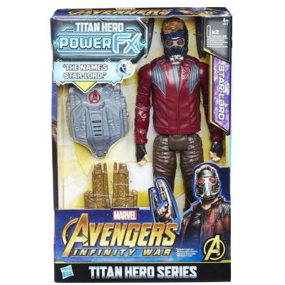 AVENGERS 12IN TITAN HERO POWER FX STARLORD