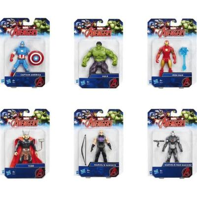 AVENGERS 3.75IN ALL STAR FIGURE ASST