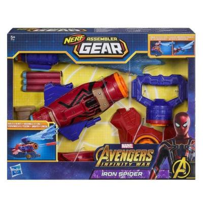 AVENGERS ASSEMBLER GEAR SPIDERMAN