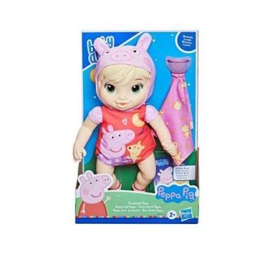 BABY ALIVE GOODNIGHT PEPPA PIG