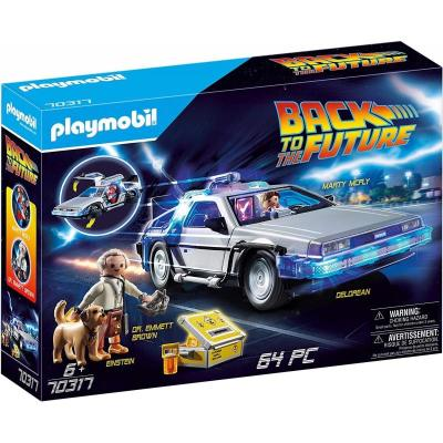 Back to the Future Συλλεκτικό όχημα Ντελόριαν