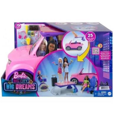 BARBIE - ΜΟΥΣΙΚΗ ΣΚΗΝΗ & SUV