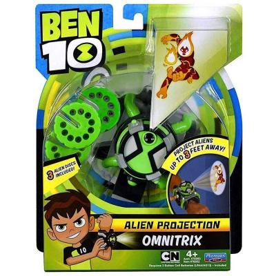 ΒΕΝ10 ALIEN PROJECTION OMNITRIX