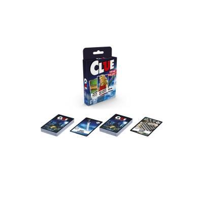 CLASSIC CARD GAME CLUE