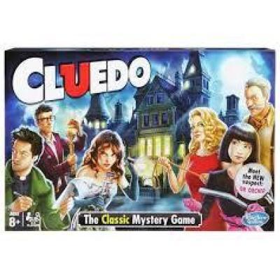 CLUE CLUEDO THE CLASSIC MYSTERY