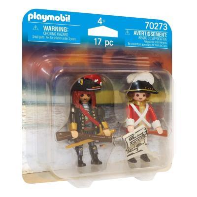 Duo Pack Πειρατής και Λιμενοφύλακας **