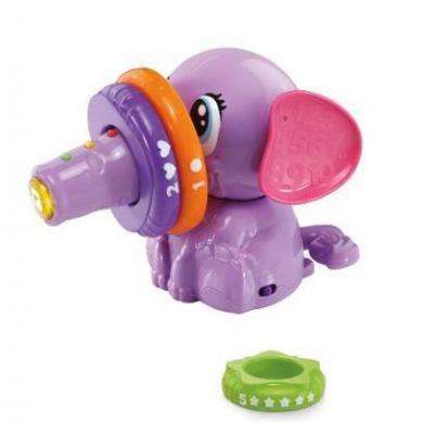 Ελεφαντάκι Παίζω & Ανακαλύπτω - Ροζ