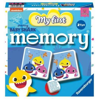 Επιτραπέζιο Μνήμης memory Baby Shark
