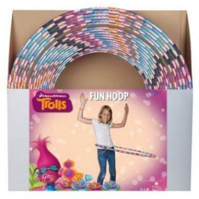 Fun Hoop Ευχούληδες ass. 36τμχ