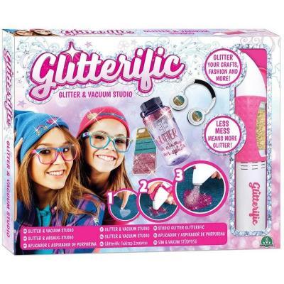 GLITTERIFIC GLITTER STUDIO