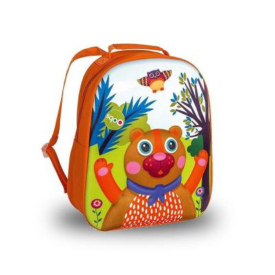 HAPPY BACKPACK BEAR