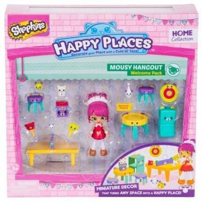 HAPPY PLACES SHOPKINS S2 ΔΩΜΑΤΙΑΚΙΑ 3 ΣΧ. ASST