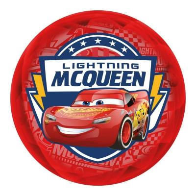 Light Up Ball 100mm Cars & Spiderman Assortment