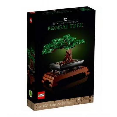 L 10281 BONSAI TREE