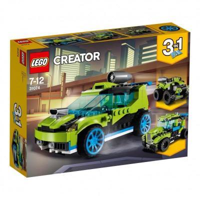 L 31074 ROCKET RALLY CAR