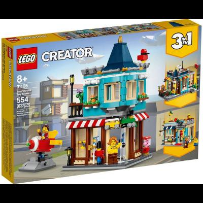L 31105  TOWNHOUSE TOY STORE