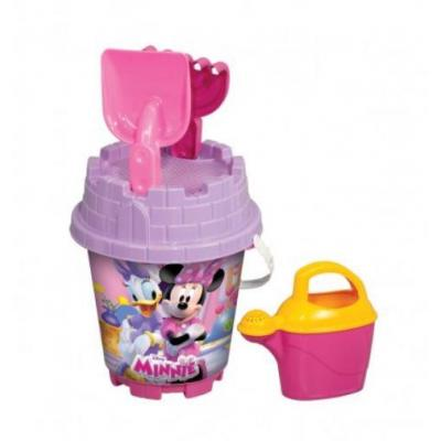 Μεγ. Kουβαδάκι με Ποτιστήρι Minnie Mouse