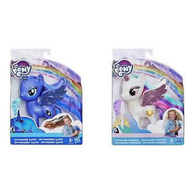 MLP 6 INCH OMBRE HAIR PONY AST