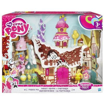 MLP FIM COLLECTABLE STORY PACK  SUGARCUBE CORNER