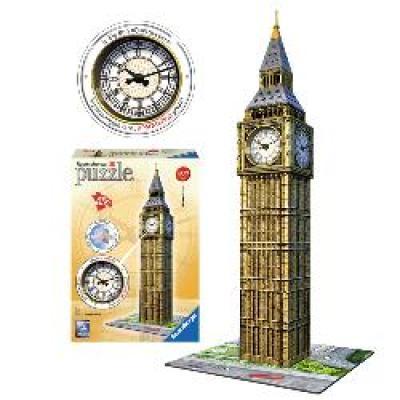 Παζλ 3D 216τμχ Big Ben Ρολόι