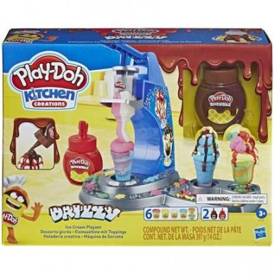 PD DRIZZY ICE CREAM PLAYSET