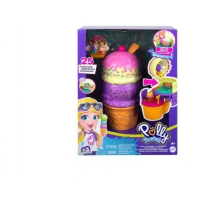 POLLY POCKET - SPIN AND REVEAL ΣΕΤ (2 ΣΧΕΔΙΑ)