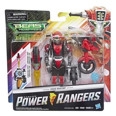 POWER RANGERS 6IN BMR DELUXE FIGURE