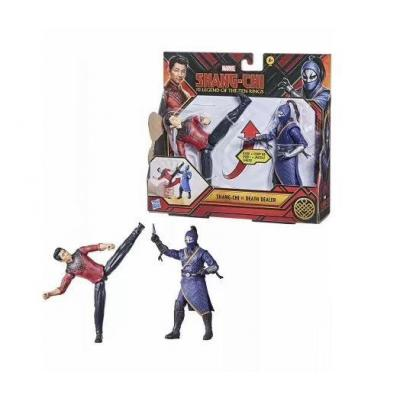 SHANG CHI 6IN FIGURE BATTLE PACK