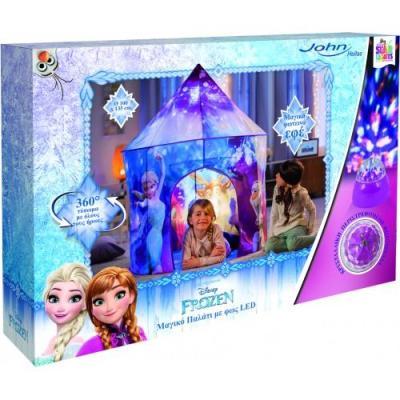 Σκηνή My Starlight κάστρο Frozen με φως