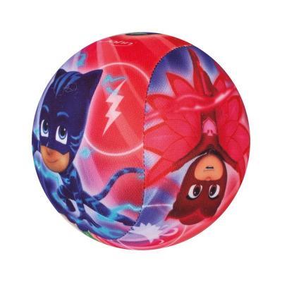 Soft Ball 100mm με Κουδουνάκι PJ Masks
