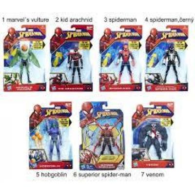SPIDER-MAN 6IN QUICK SHOT FIGURES