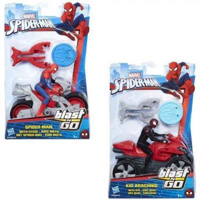 SPIDER-MAN BLAST N GO
