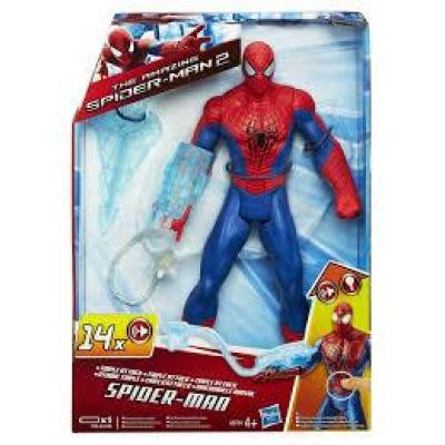 SPIDER-MAN MOVIE TRIPLE ATTACK