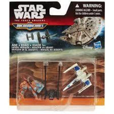 STAR WARS E7 MM VEHICLE 3-PACK ASST