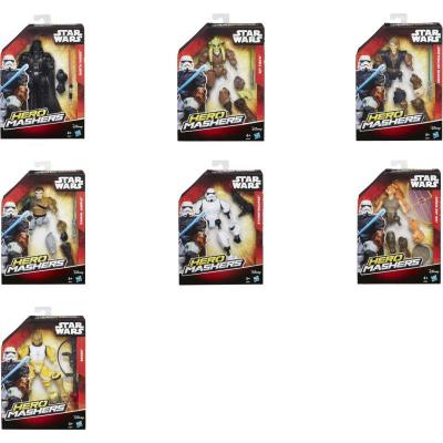 STAR WARS HM FIGURES AST