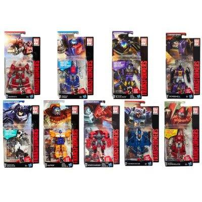 TRANSFORMERS GENERATIONS LEGENDS ASST