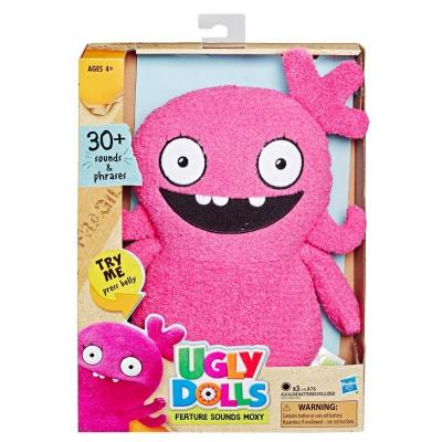 UGLY DOLLS PERSONALITY PLUSH ASST