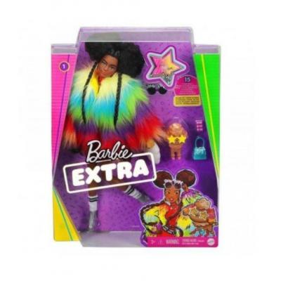 BARBIE EXTRA - RAINBOW COAT