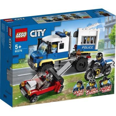 L 60276 POLICE PRISONER TRANSPORT